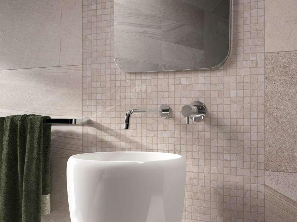 Pavimenti e rivestimenti ceramica graziellaceramica for Piastrelle bagno tuscania